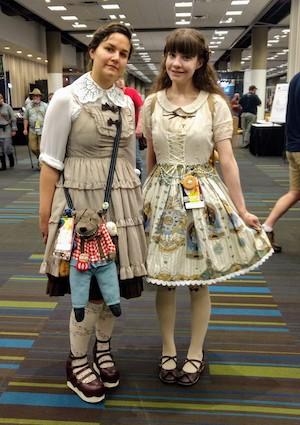 cosplay at Dragon Con 2019